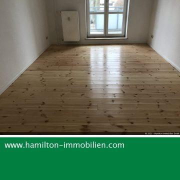 Kapitalanleger aufgepasst – Vermietete 2-Zimmerwohnung im grünen Köpenick, 12555 Berlin, Erdgeschosswohnung